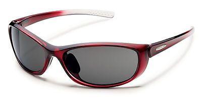 Suncloud women's Polarized Wisp Sunglasses in wine