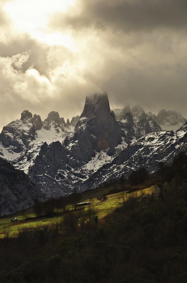 Naranjo de Bulnes o Picu Urriellu (Parque Nacional de los Picos de Europa)