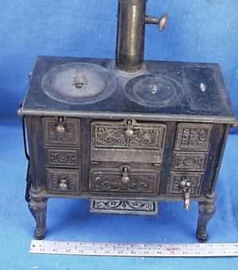 The First Cooking Stove | ... stove when i first purchased this very ornate little stove i was told