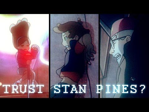 Trust Stan Pines? (Anime Fan Animation) I like how it's shown from Soo's perspective.