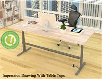 Modern luxury electric telescopic office smart furniture mechanism china