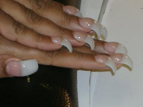 Image Result For Curved Nails Curved Nails Claw Nails Nail Shapes