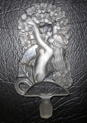 Tres belle! Lalique Bouchon