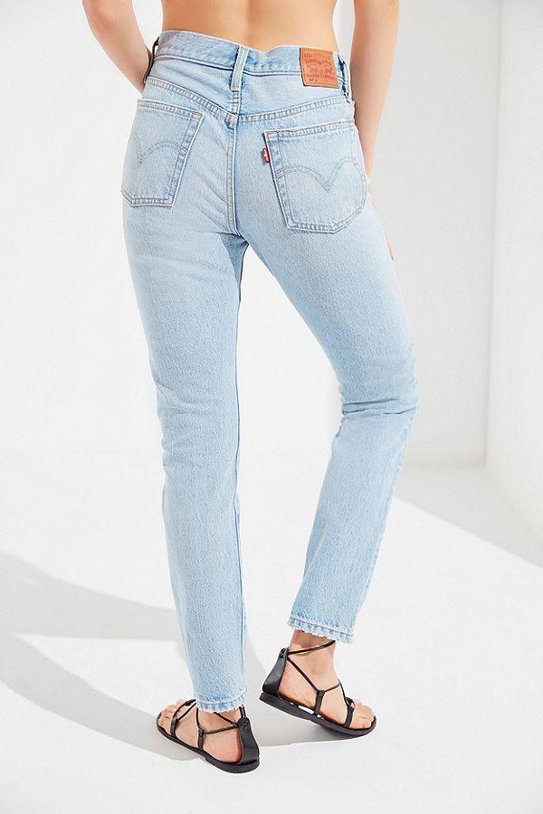 95a204f4 Levi's 501 Skinny Jean – Love Fool | threads | Skinny jeans heels ...