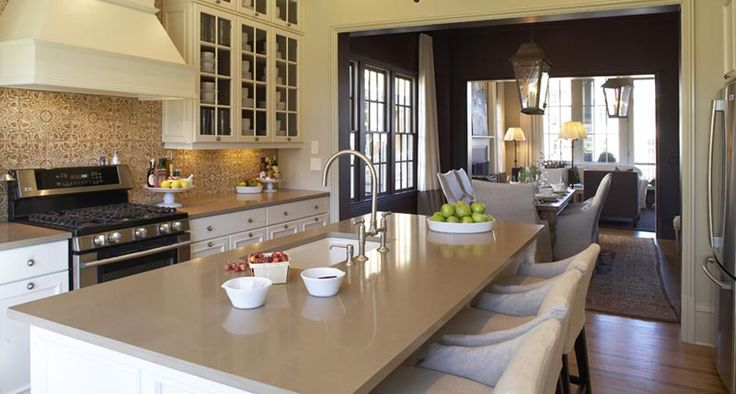 Traditional Kid Friendly Kitchen-KOHLER Kitchen Gallery Traditional