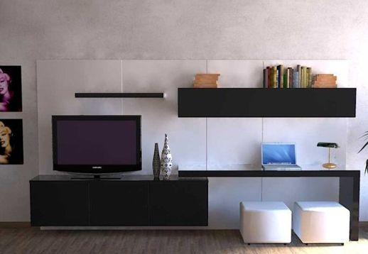 M s de 1000 ideas sobre centros de entretenimiento para el for Fabrica muebles modernos