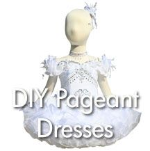 Toddler Glitz Pageant Dresses | pageant dress rhinestones