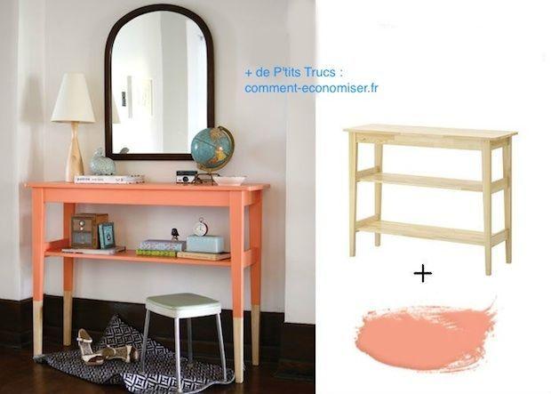 19 astuces pour rendre vos meubles ikea chics tendance - Customiser Un Meuble De Salle De Bain