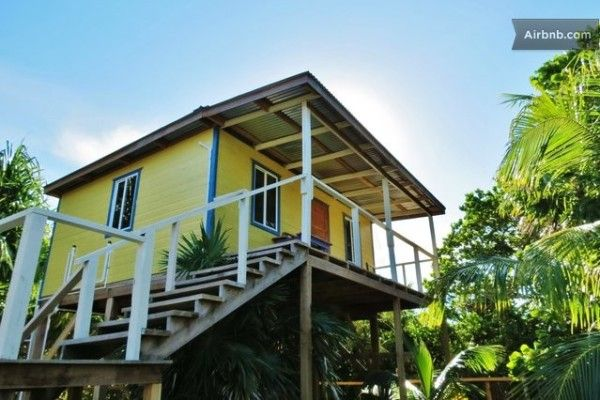 Tiny Houses of Belize, from the TIny House Blog. More pictures (but no interior shots) at link.