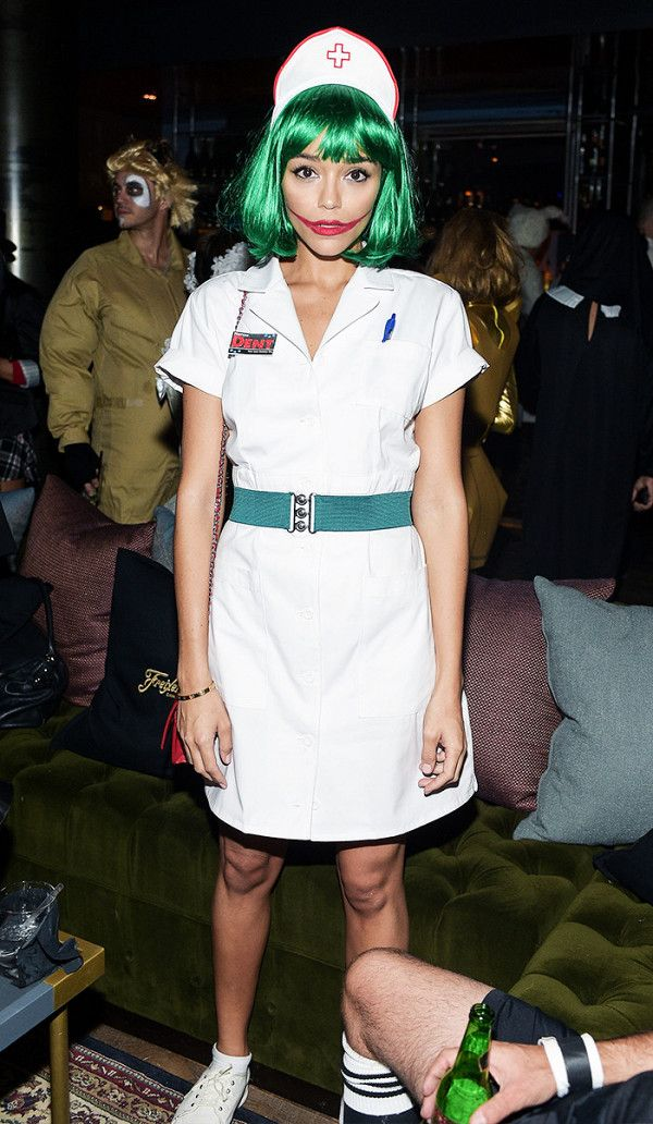 Ashley Madekwe as a Joker Nurse