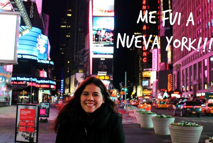 VIAJE A NUEVA YORK, BOSTON Y SANTA MÓNICA!!!