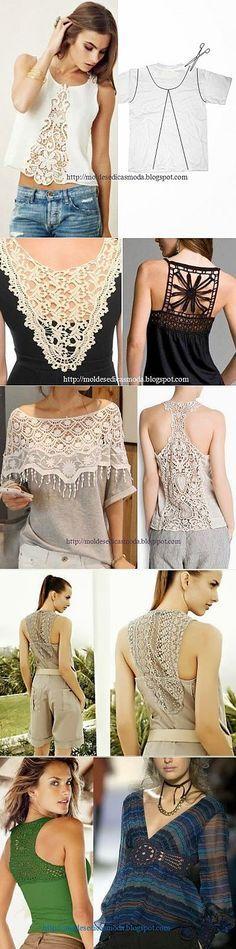Idee alterazioni abbigliamento | Varvarushka-Needlewoman | шьем быстро и легко | Постила