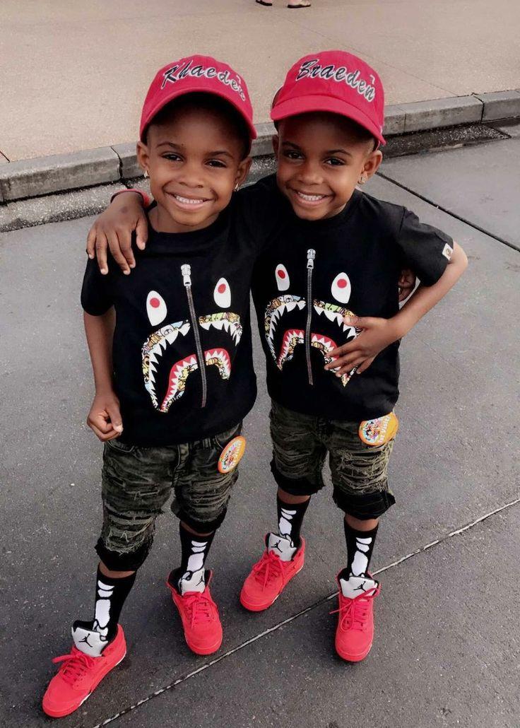 K&B #twins #mcm