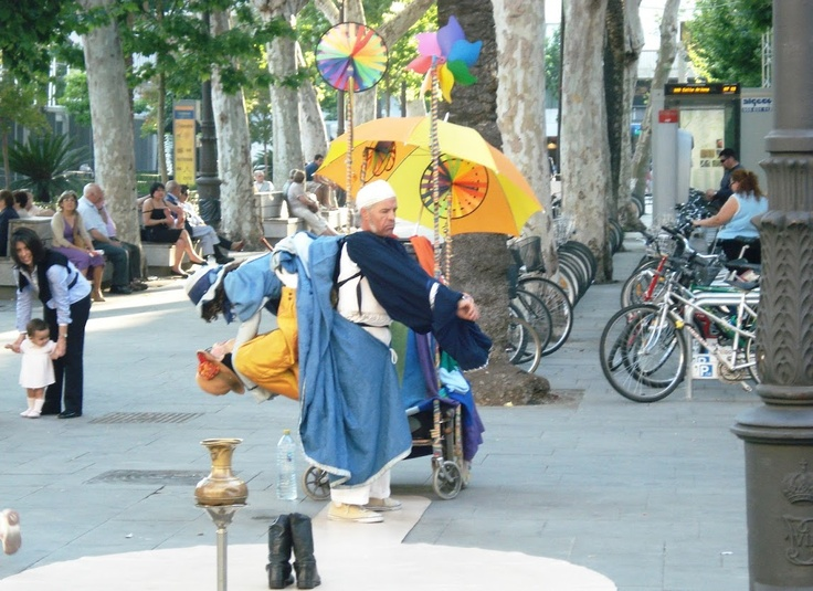 Puppetry in Seville