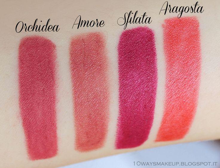 "Neve Cosmetics Pastello Labbra ""Orchidea"" [Preview] | Swatches, comparazioni | 10 ways to wear makeup"