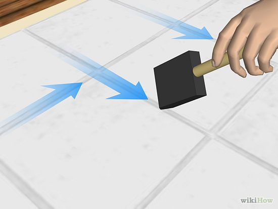 How to Seal Grout: 11 Steps (with Pictures) - wikiHow