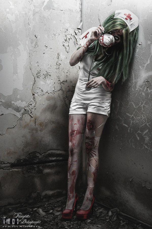 Zombie Nurse  Ohhhh nurse in 2019  Zombie nurse