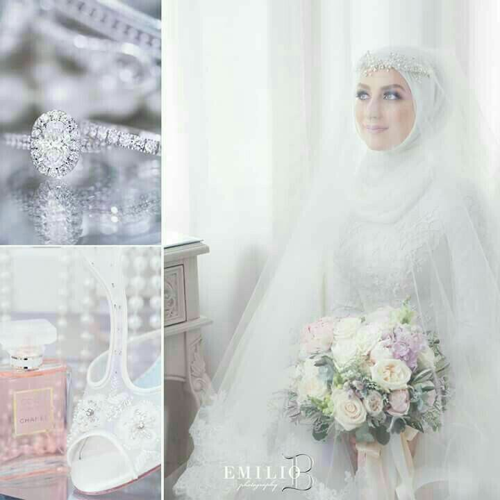 Muslim Bridal I photo by Emilio B Photography