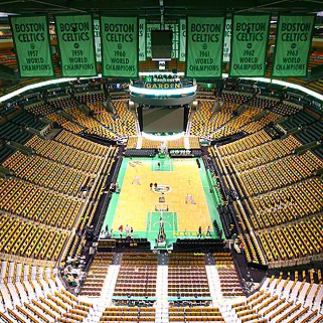 TD Garden - Boston, Massachusetts