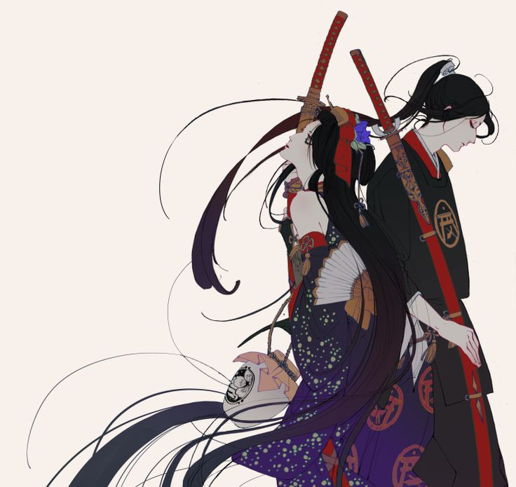 Jiroutachi and Taroutachi | 太郎次郎 Touken Ranbu