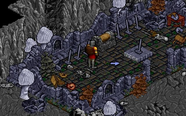 #Kotaku's List of The Best Isometric Video Games Includes #Ultima 8, #Crusader: No Remorse