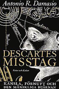 Descartes misstag; känsla, förnuft och den mänskliga hjärnan (häftad)