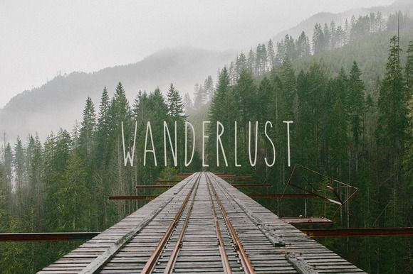Wanderlust by Muse Design Co. on Creative Market