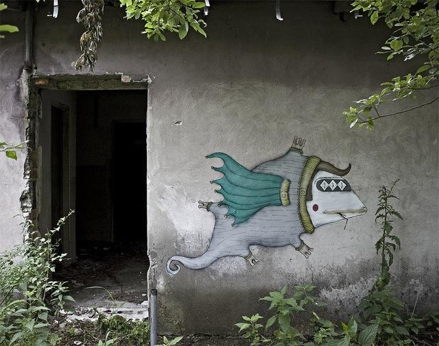 mikolaj rejs street art 000