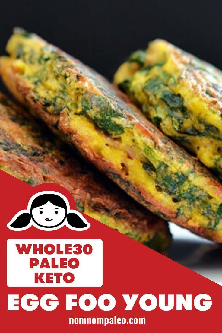 Egg Foo Young Whole30 Keto Nom Nom Paleo Recipe In 2020 Paleo Recipes Snacks Paleo Recipes Dinner Nom Nom Paleo