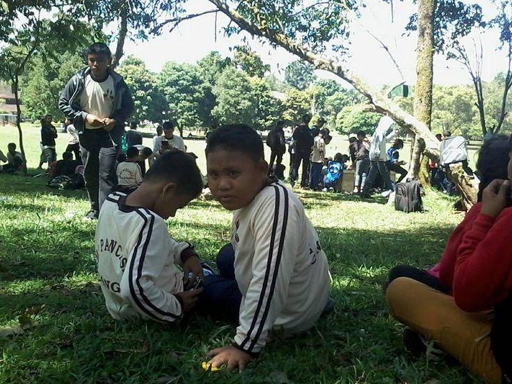 Siswa Baru Di SMP Pancasila Canggu