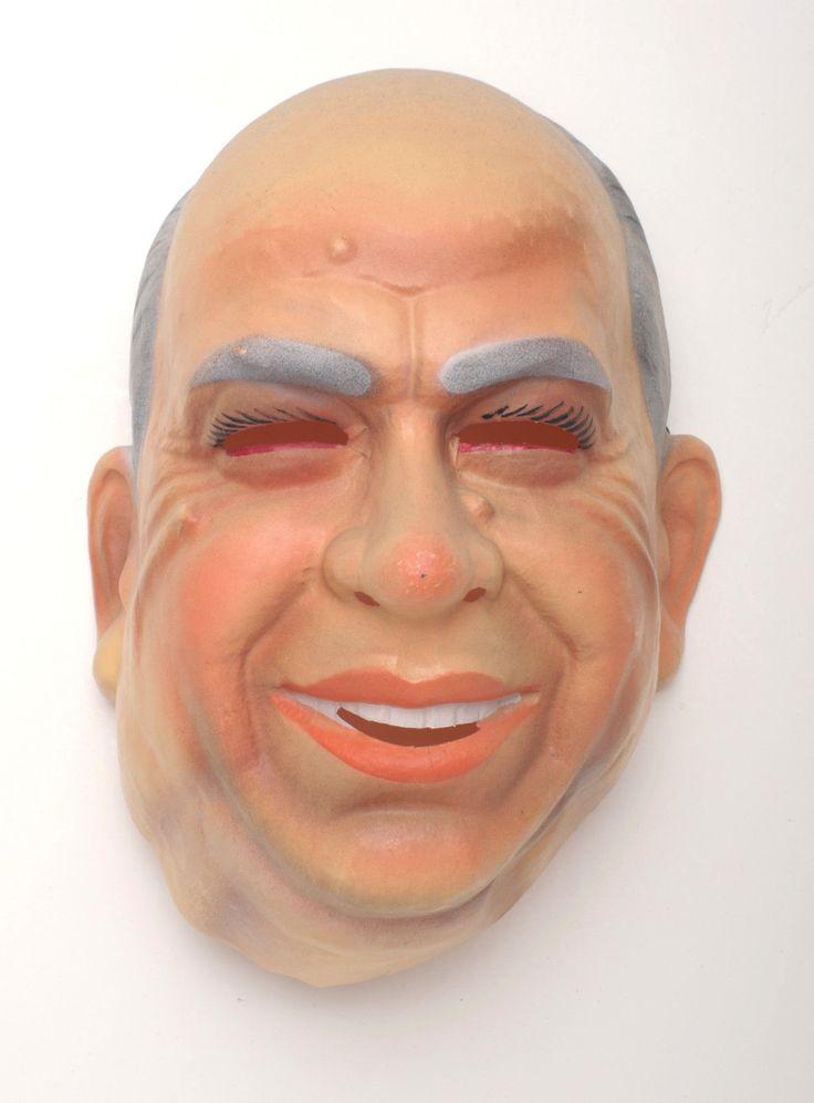 Mikhail Gorbachev Plastic Vintage Collegeville Ben Cooper Halloween Mask   eBay