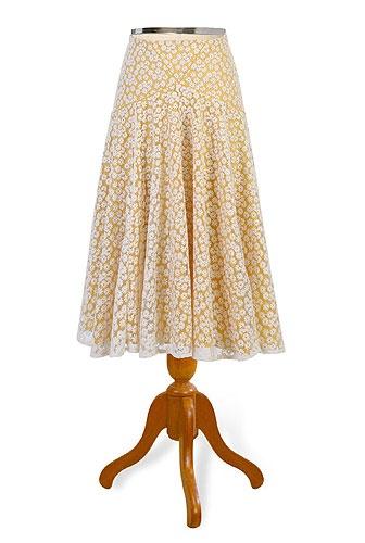 Garden Lace Skirt - beautiful