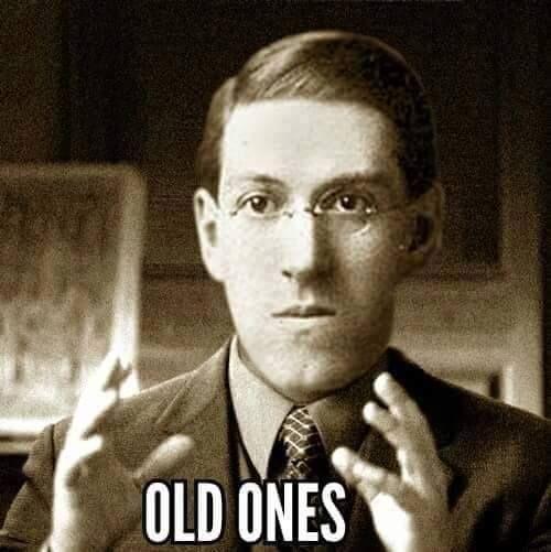 H.P. Lovecraft                                                                                                                                                     More