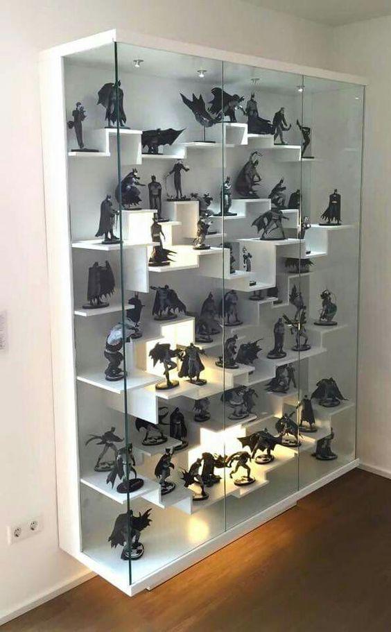 フィギュアの綺麗な飾り方・部屋の実例9例!センスあふれる工夫が凄い | LUV INTERIOR
