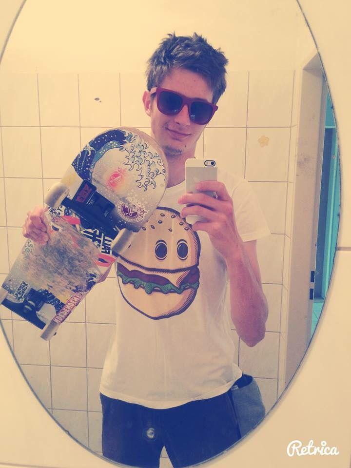 Selfie With Skate :D