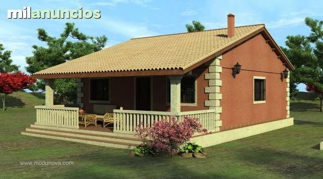 Mil anuncios com hormigon casas prefabricadas hormigon - Bungalows de madera prefabricadas precios ...