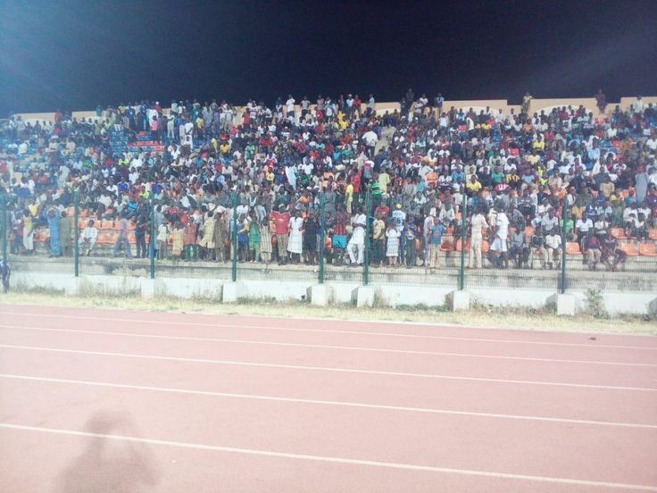 Pantami StadiumGombe State host first-night football match   Pantami Stadium home ground of the Nigeria Professional Football League returned Gombe United surprise football fans across the state as the stadium host the first ever night football match under massive floodlight in a preseason tournament between Gombe United versus El-kanemi Warriors Football Club of Maiduguri Felele247.com can report.  Fans across the state capital trouped out to watch their darling team Gombe United versus…