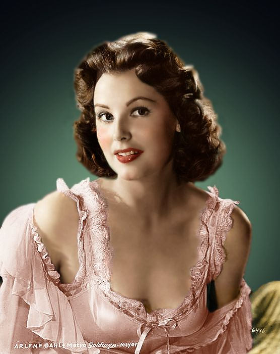Image result for arlene dahl color