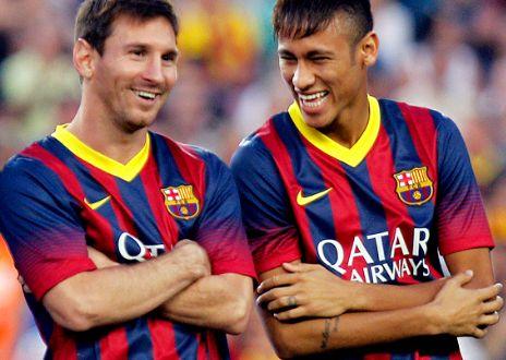 Bintang Barca Prediksi Neymar Akan Gabung El Real