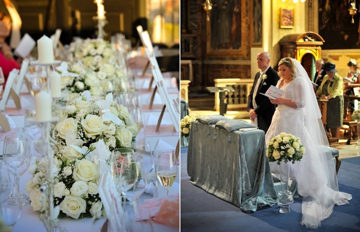 Wedding Florist in Rome