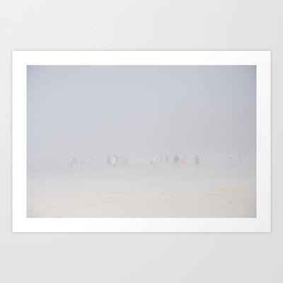 Fog Art Print by Lone  -