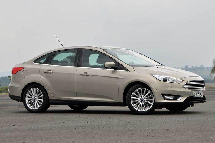 Ford Focus Sedan : 2016 | Ford : Brasil | Pinterest | Ford ...