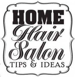 Tips for creating a home hair salon