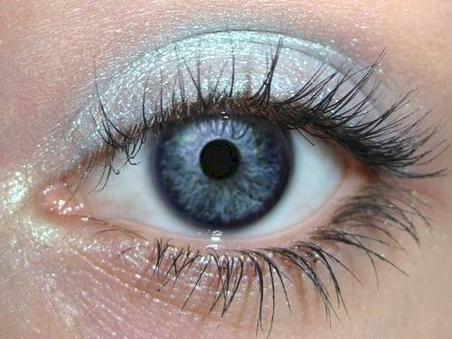 Eucalyptus Eyeshadow | Romantic Ice Blue Green Eyeshadow | Something Blue | Bride Makeup | Wedding Makeup | Happily Ever After