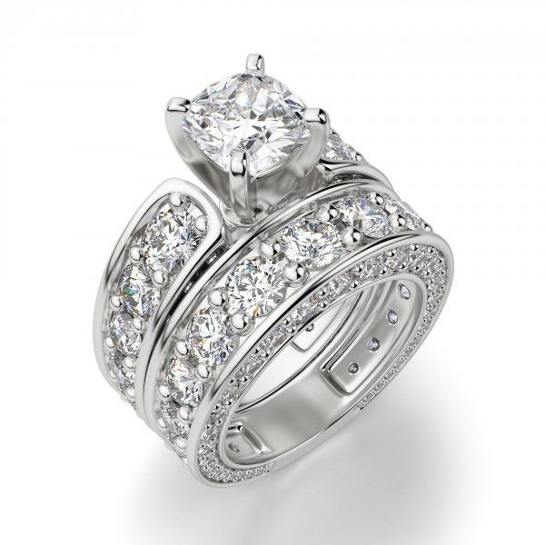 The 25+ best Thick band engagement ring ideas on Pinterest ...
