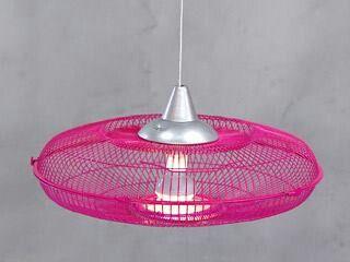 Lámpara ventilador