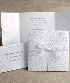 Wedding, Invitations, Elegant, The american wedding, Sophisticated