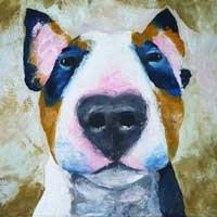 Spitalfields Arts Market - buy original art direct from fabulous artists like Charlotte Gerrard (http://goo.gl/ICiDN)