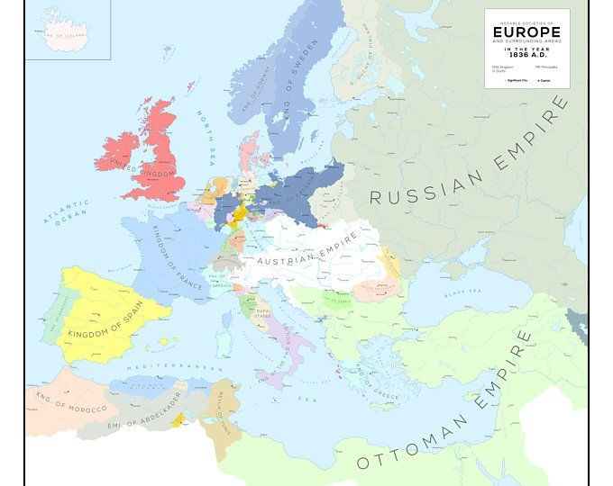 Map of Europe in 1444 | Historical maps, Europe, Map