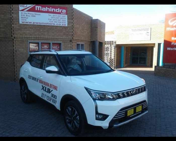 Https Www Pwsmotors Co Za Mahindra Xuv New Bethal For Sale